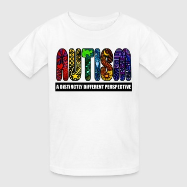 BEST Autism Design - Kids' T-Shirt