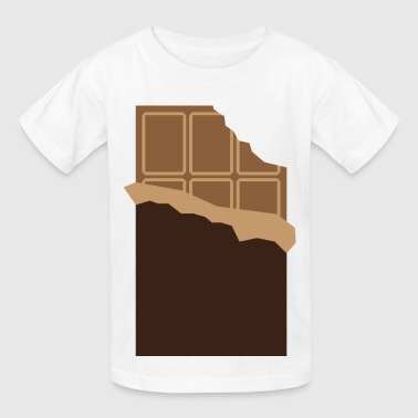 Chocolate (dd)++ - Kids' T-Shirt