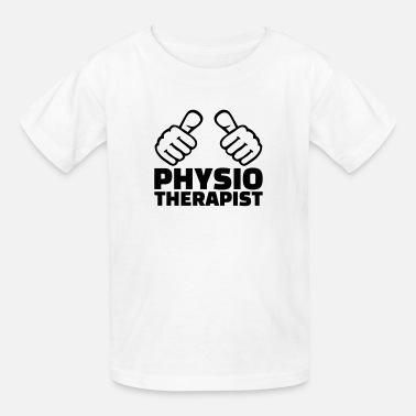 Physiotherapist Physiotherapist - Kids' T-Shirt