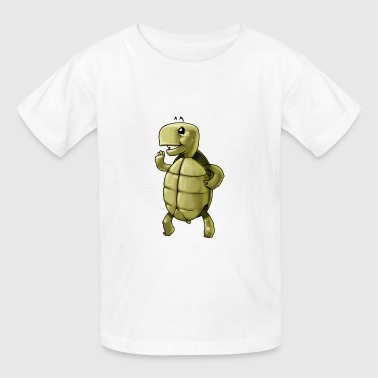 turtle tortoise animal pet - Kids' T-Shirt