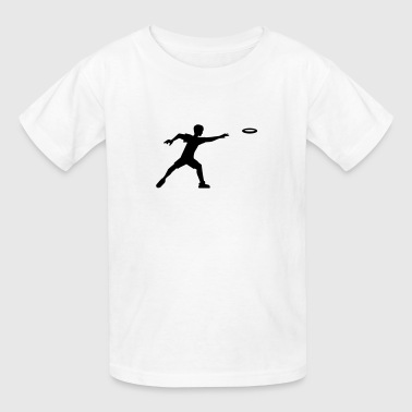 frisbee ultimate  - Kids' T-Shirt