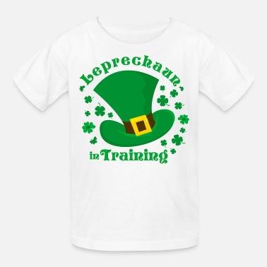 Kids Leprechaun Leprechaun In Training - Kids' T-Shirt