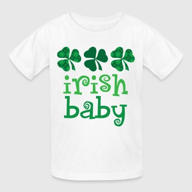 Irish Baby - Kids' T-Shirt