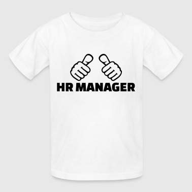 HR Manager - Kids' T-Shirt