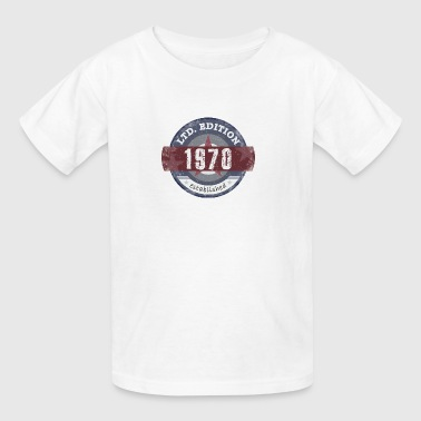 Limited Edition 1970 - Kids' T-Shirt