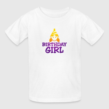 Birthday Girl - Kids' T-Shirt