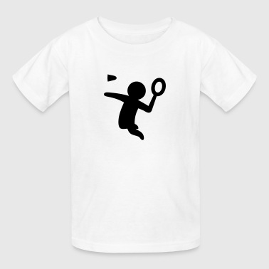 Badminton (sport) - Kids' T-Shirt