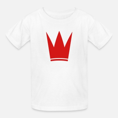 Crown Printed Crown - Kids' T-Shirt
