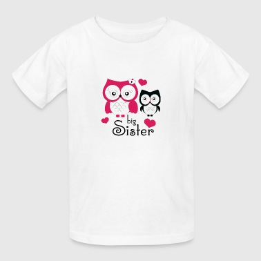 Big Sister, Baby, Family, Gift Ideas, Presents - Kids' T-Shirt