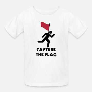 Ctf CTF - Capture the Flag  - Kids' T-Shirt