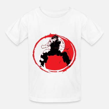 Stance Power manga yin-yang - Kids' T-Shirt
