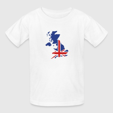Great Britain UK - Kids' T-Shirt
