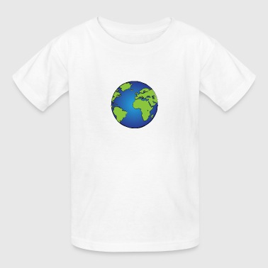 Earth Day - Planet - The World - Mother Earth - Kids' T-Shirt