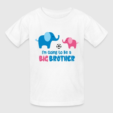 Big Brother Soccer - Kids' T-Shirt