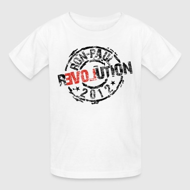 revolution - Kids' T-Shirt