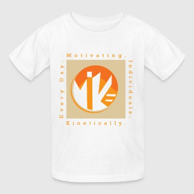 M.I.K.E Motivating Individuals  - Kids' T-Shirt