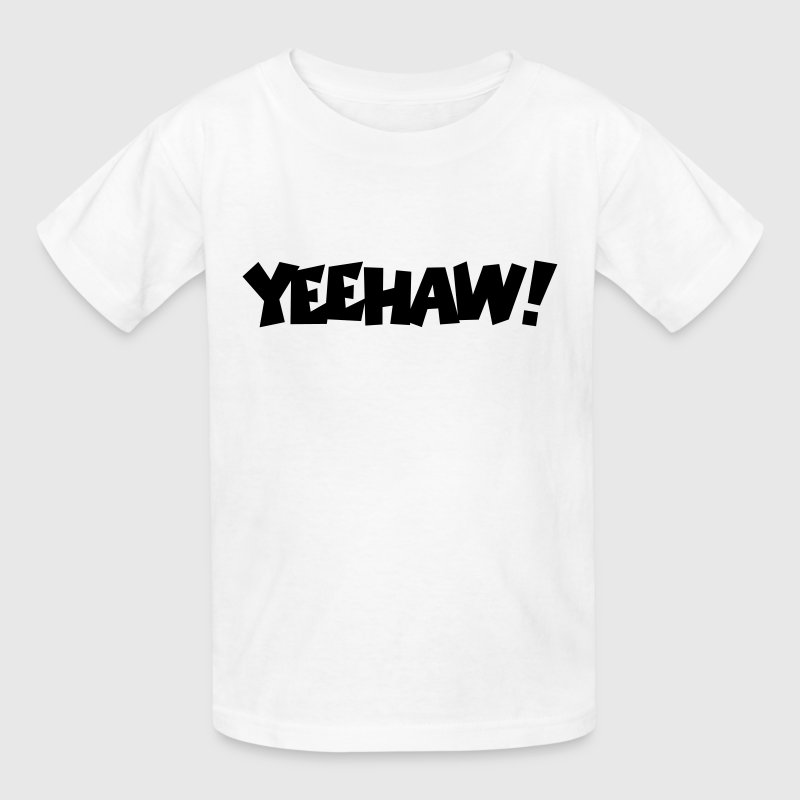 Yeehaw! - Kids' T-Shirt