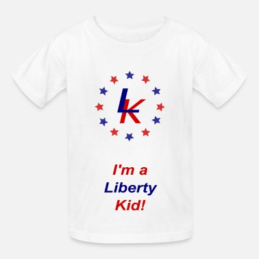 Logos Kids Libery Kid Logo Combo - Kids' T-Shirt