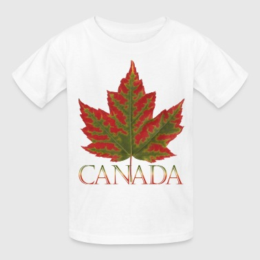 Canada Maple Souvenirs - Kids' T-Shirt