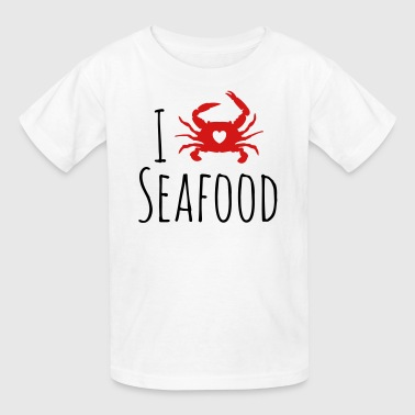Seafood Lover - Kids' T-Shirt