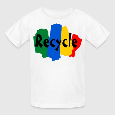 recycle - Kids' T-Shirt