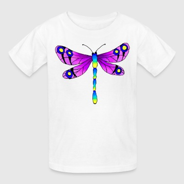 dragonfly - Kids' T-Shirt