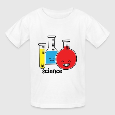 Test Tubes - Kids' T-Shirt
