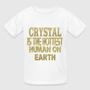 Crystal - Kids' T-Shirt