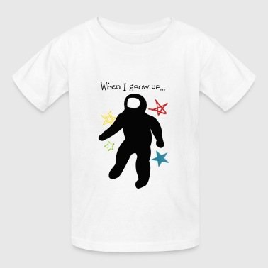 When I Grow Up Astro - Kids' T-Shirt