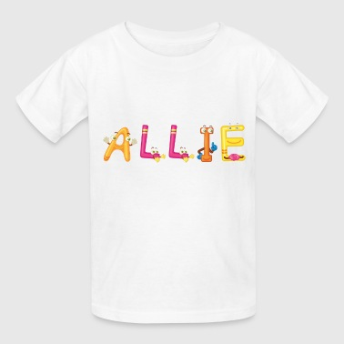 Allie - Kids' T-Shirt