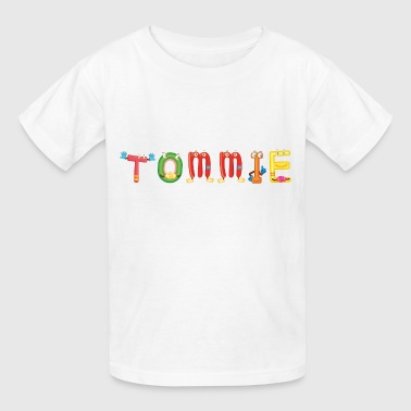 Tommie - Kids' T-Shirt