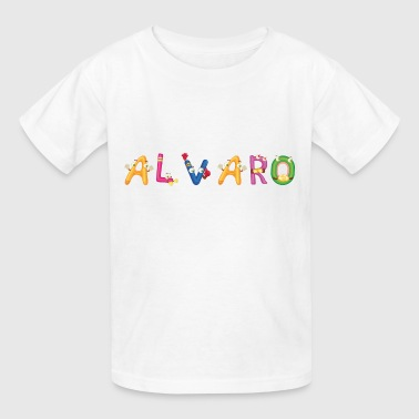 Alvaro - Kids' T-Shirt