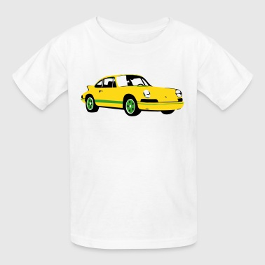 Retro Old Classic Car - Kids' T-Shirt