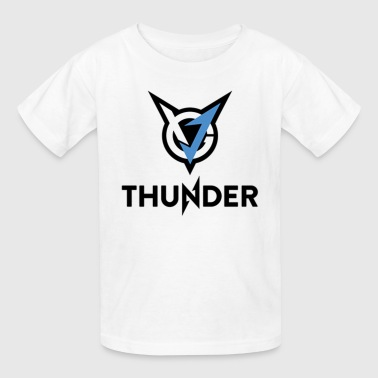 thunder - Kids' T-Shirt