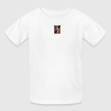 The Cross of Jesus the Christ! - Kids' T-Shirt