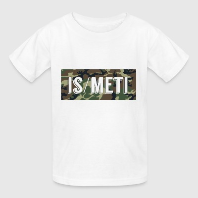 is/meti - Kids' T-Shirt