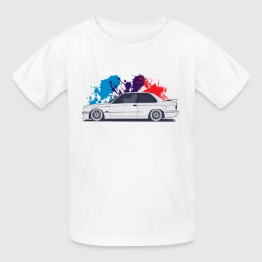 BMW M3 E30 - Kids' T-Shirt