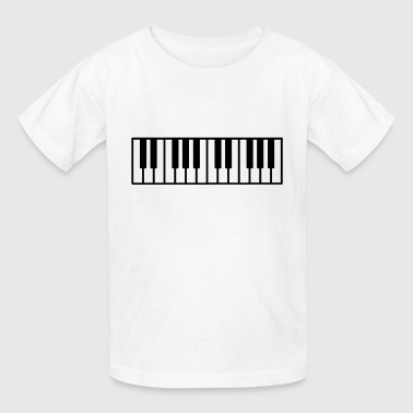Piano - Kids' T-Shirt