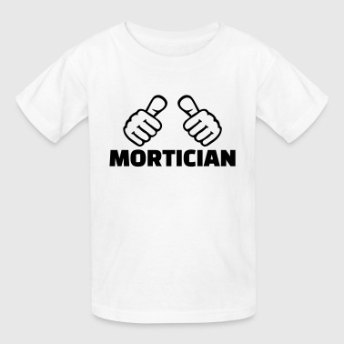 Mortician - Kids' T-Shirt