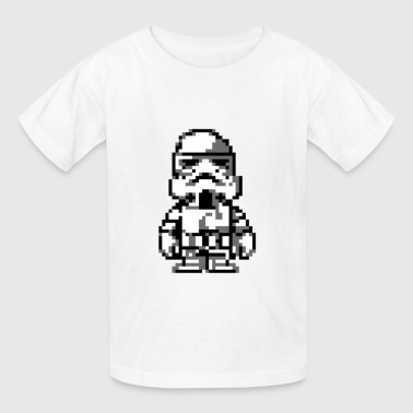 storm trooper - Kids' T-Shirt