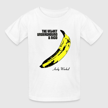 The Velvet Underground - Kids' T-Shirt