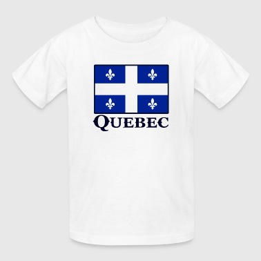 quebec - Kids' T-Shirt