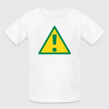 ! Sign - Kids' T-Shirt