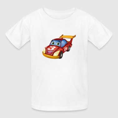 Racing Car Arthur Collection - Kids' T-Shirt