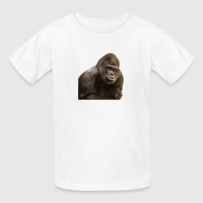 affe monkey gorilla chimp orangutan90 - Kids' T-Shirt