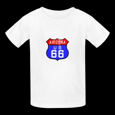 Arizona Route 66 - Kids' T-Shirt