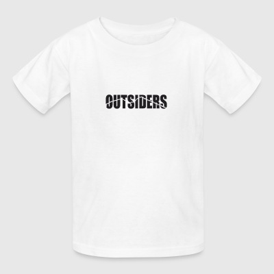 Outsiders 1 - Kids' T-Shirt