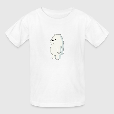 Cub Ice Bear - Kids' T-Shirt