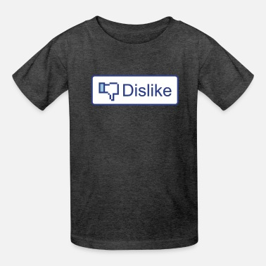 Dislike - Kids' T-Shirt