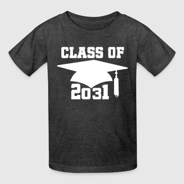 Class of 2031 Back to School Future Grad - Kids' T-Shirt